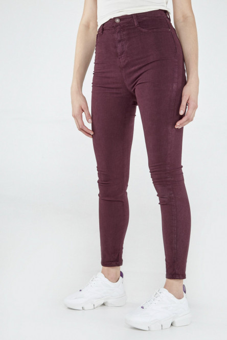 JEGGINGS TIRO ALTO
