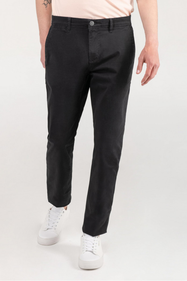 PANTALON SLIM TIRO MEDIO