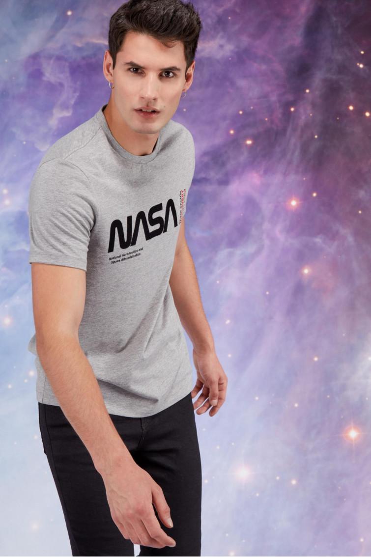 CAMISETA NASA TEXTURA