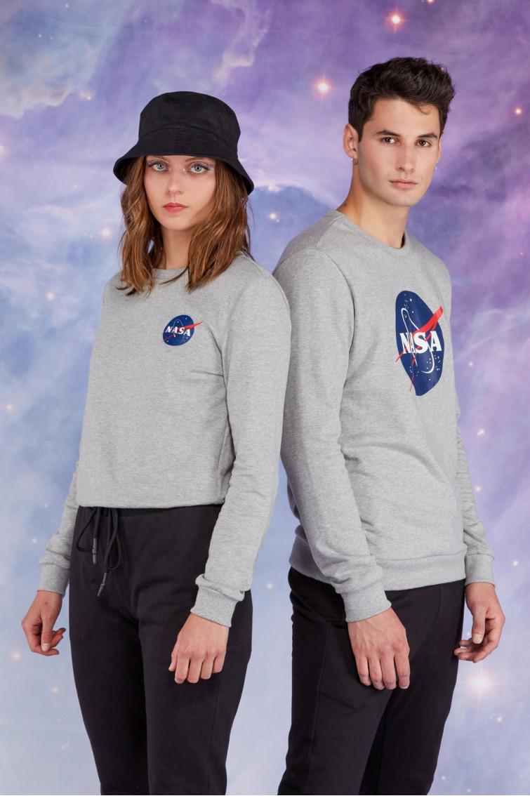 BUZO NASA CUELLO REDONDO