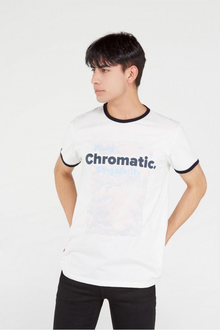 CAMISETA CHROMATIC