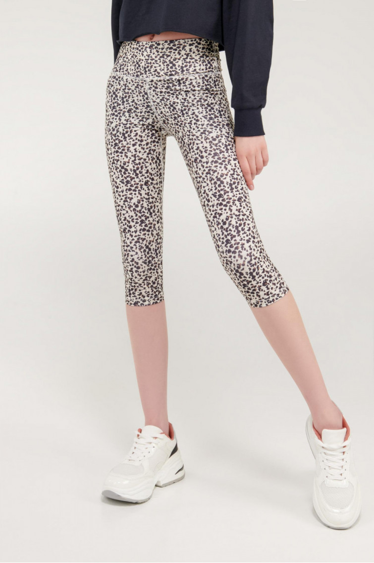 PANTALÓN LEGGIN ESTAMPADO ANIMAL
