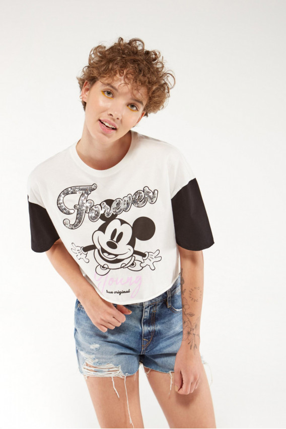 CAMISETA MICKEY MOUSE FOREVER