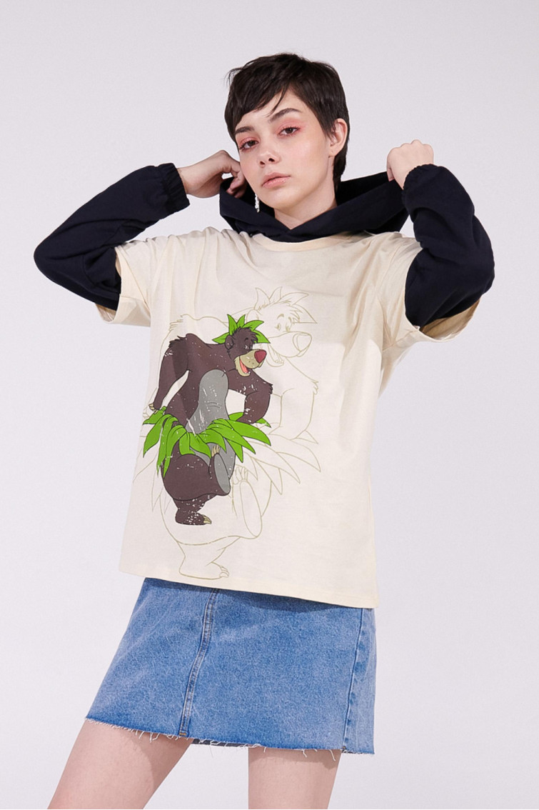 CAMISETA ESTAMPADO BALOO