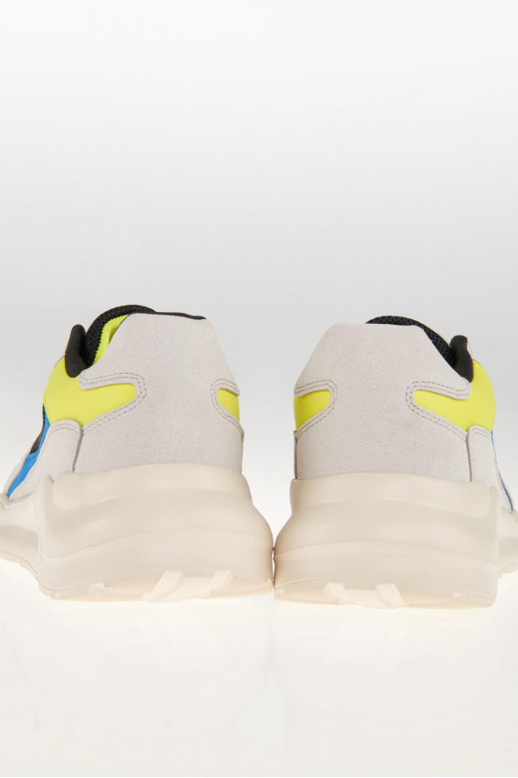 TENIS CHUNKY COLORES