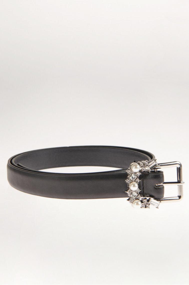 Cinturon hebillas con piedras