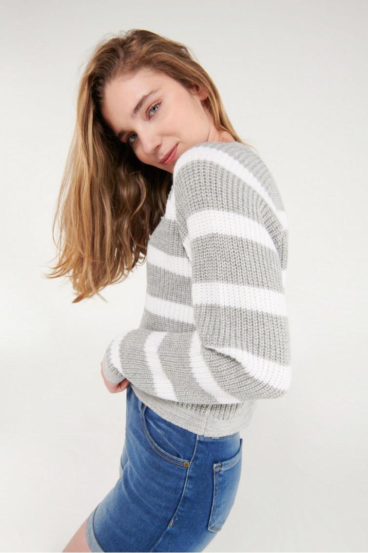 Suéter crop