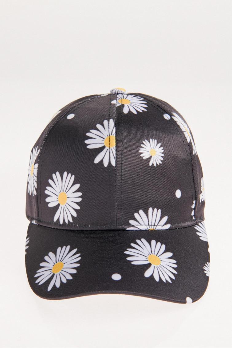 Gorra estampada