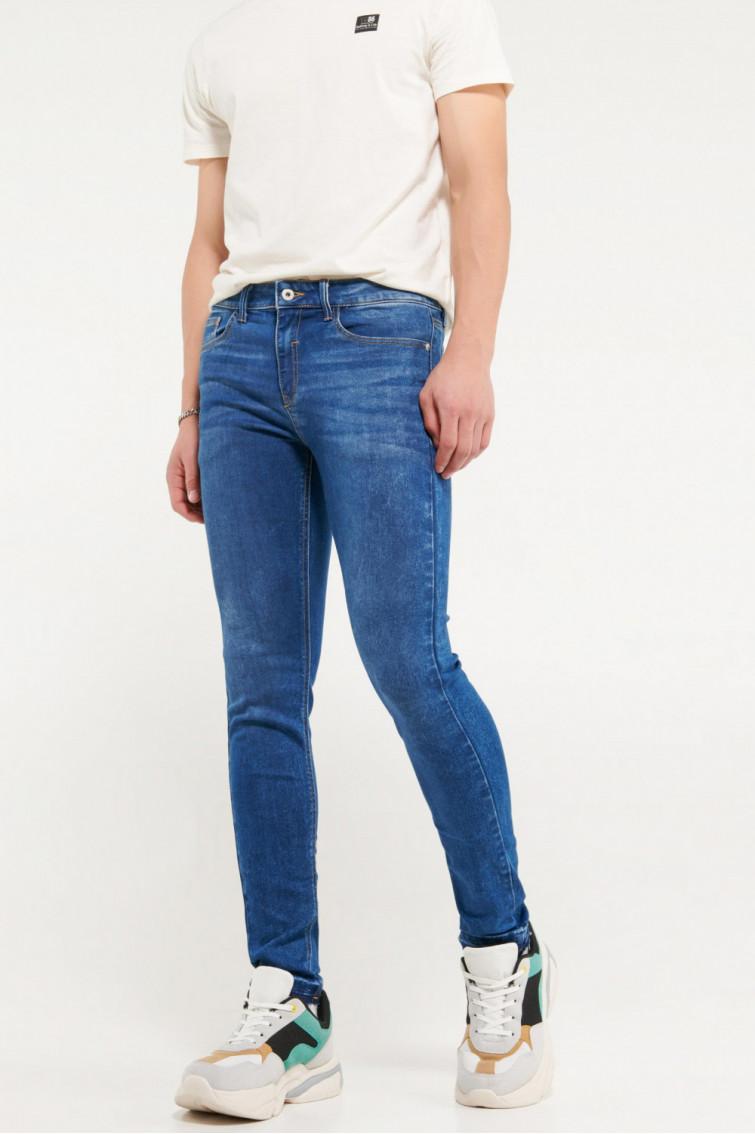 Jean súper skinny