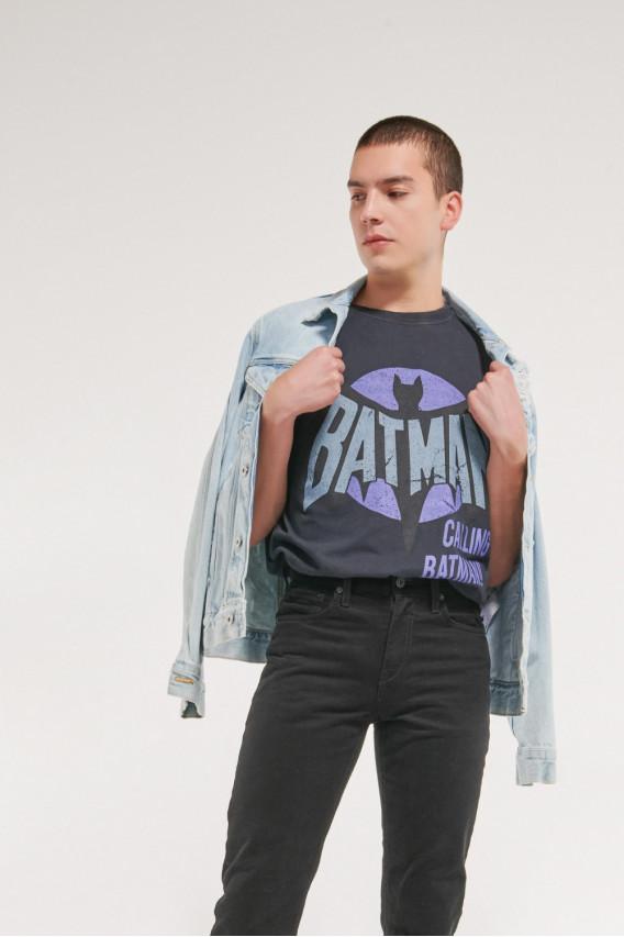 Camiseta manga corta, de Batman