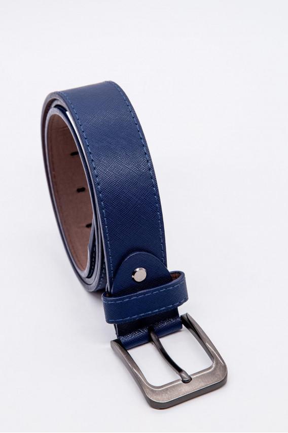 Cinturón hebilla cuadrada