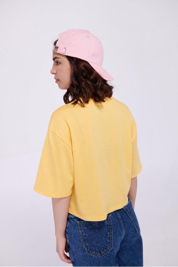 Camiseta cuello redondo de Minions.