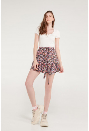 Short tipo falda