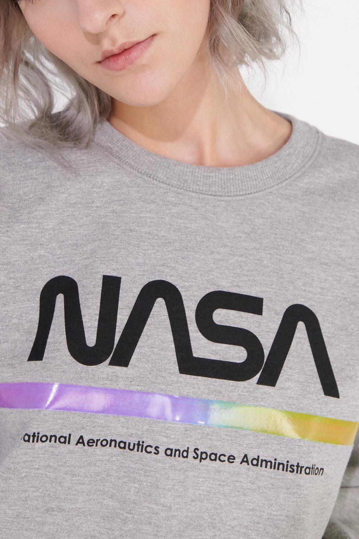 Buzo cuello redondo NASA