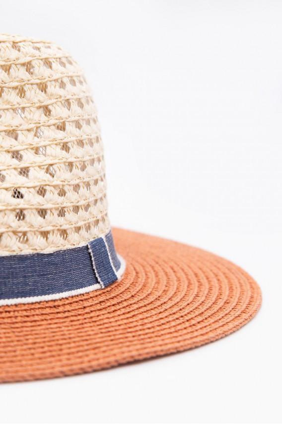 Sombrero combinacion de color