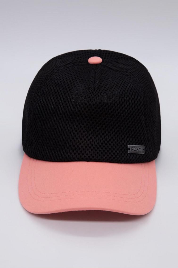Gorra combinacion de color