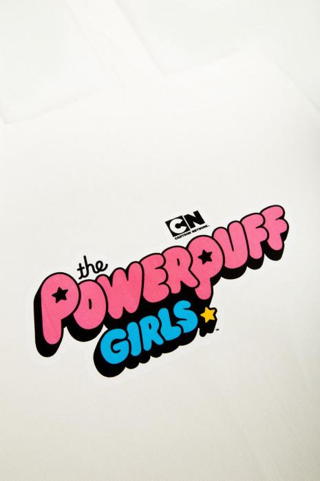Bolso, drill, estampado, Chicas Superpoderosas