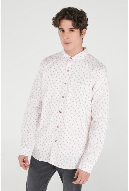 Camisa unicolor