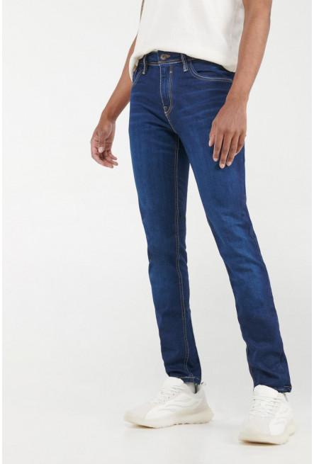 Jean skinny fit 5 bolsillos