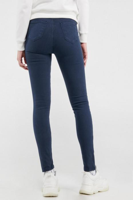 Pantalon Jegging tiro alto