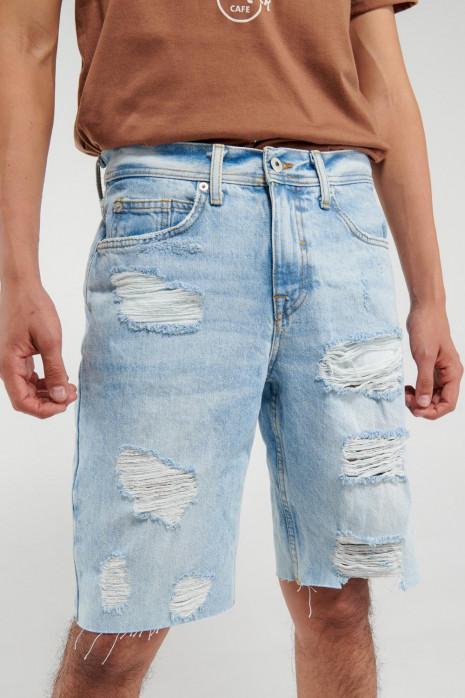 Bermuda Jean 5 bolsillos