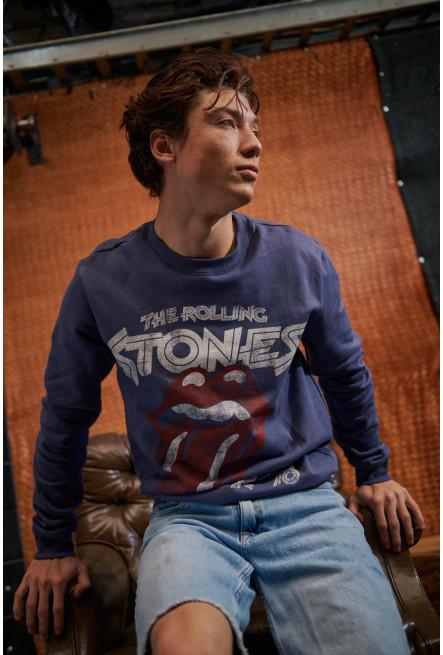 Buzo, estampado de Rolling Stones