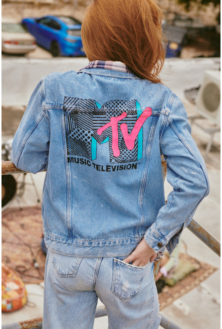 Chaqueta jean MTV52206