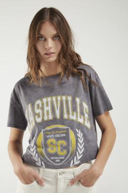 Camisetas Crop top