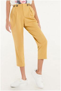 Pantalones Paperbag