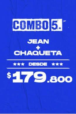 Jean + Chaqueta