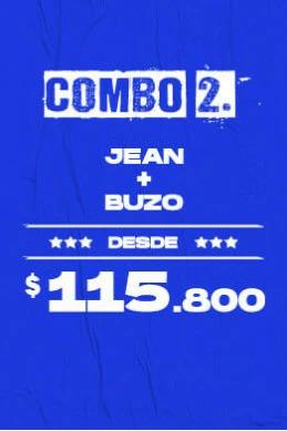 Jean + Buzo