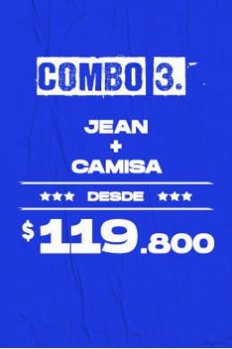 Jean + Camisa