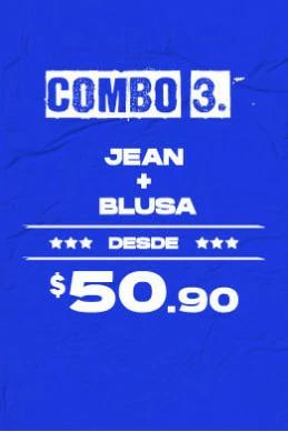Jean + Blusa